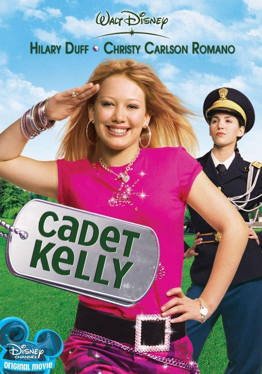 <p>The late Hilary Duff (just kidding she's in <i>Younger</i>) starred in this tween take on <em>Private Benjamin</em>. Will high-fashion glamazon Kelly thrive in military school? Yes and no. Depends.<br><br><i>(Credit: Disney Channel)</i> </p>