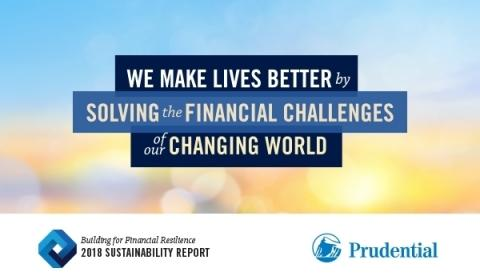 Prudential Financial sustainability report details financial resilience, responsible impact