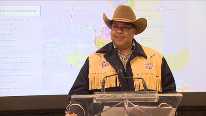 Tsuut'ina to host get-to-know-you dinners with Nenshi, Calgary councillors