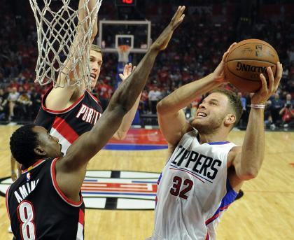 Blake Griffin benefited from the Rose Rule. (Getty Images)