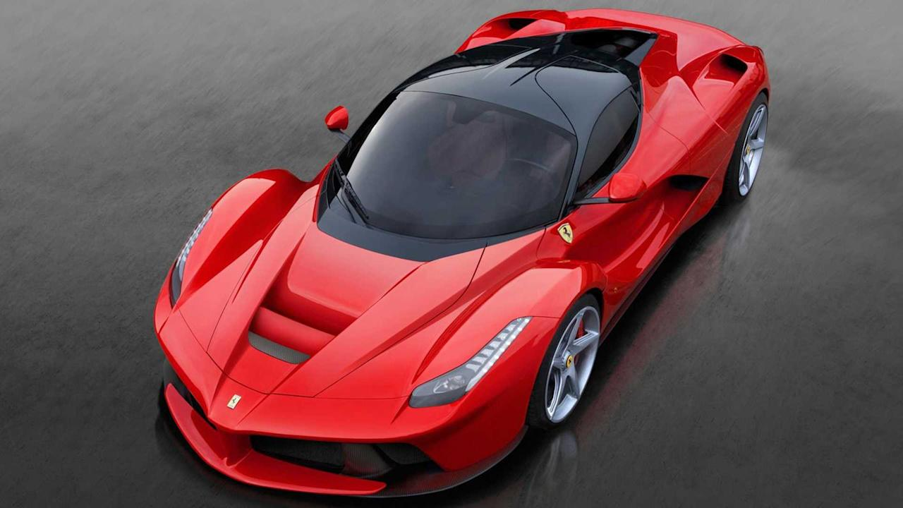 "<p>Is there a better way to start a supercar sound slideshow than with a <a href=""https://www.motor1.com/ferrari/"">Ferrari</a> V12? It's not just any V12 either, but the 789-horsepower 6.3-liter engine in the <a href=""https://www.motor1.com/ferrari/laferrari/"">LaFerrari</a>, revving to 9,000 RPM. Yes, it's a hybrid, but this clip features nothing but 12 cylinders of Italian firepower.</p> <img class=""sizer"" alt=""""/> <iframe width=""560"" height=""315"" frameborder=""0""></iframe> <h2></h2><ul><li><a href=""https://www.motor1.com/news/426429/ferrari-f50-london-supercar-spotting/?utm_campaign=yahoo-feed"">Ferrari F50 With Straight Pipes Sounds Incredible</a></li><br><li><a href=""https://www.motor1.com/news/409219/lexus-lfa-dyno-run-v10-sound/?utm_campaign=yahoo-feed"">Lexus LFA Nurburgring Edition Plays Amazing V10 Sound On Dyno</a></li><br></ul>"