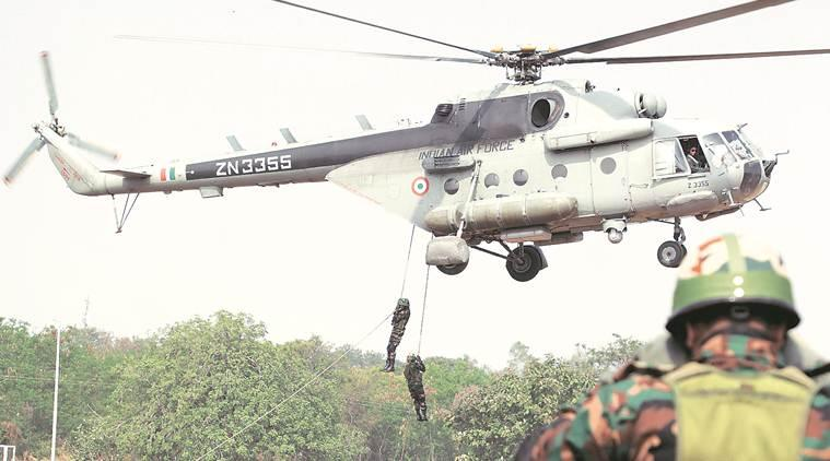India-Sri Lanka joint military exercise, India-Sri Lanka joint military exercise at Aundh Military station, pune military station, pune city news