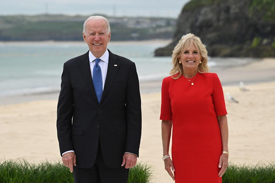 President Joe Biden and first lady Jill Biden to visit Florida building collapse  (PA Wire)