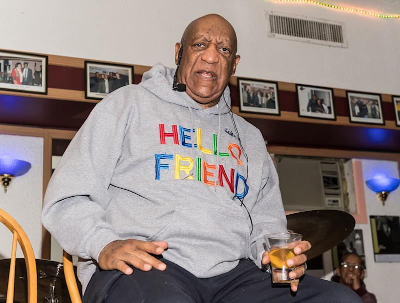 Bill Cosby, who faces multiple sexual assault allegations, had his honorary degree from Lehigh University revoked in 2015. (Gilbert Carrasquillo via Getty Images)
