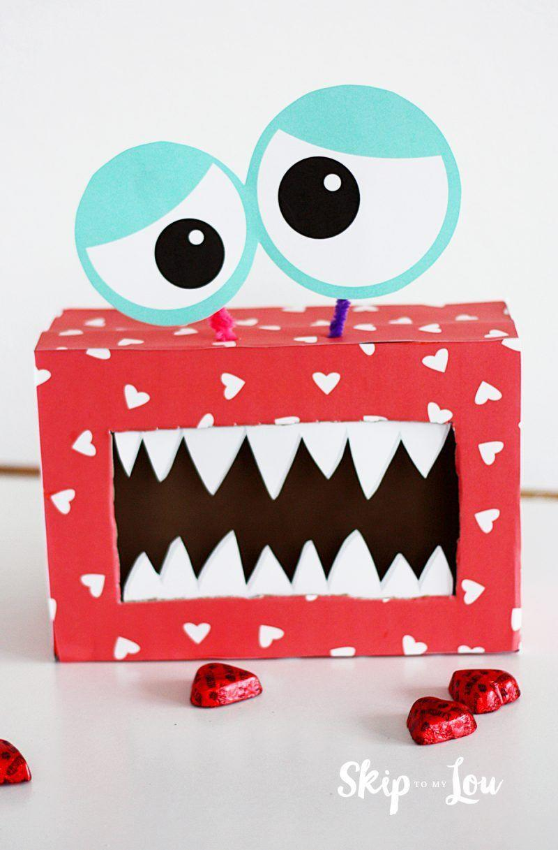 <p>See? Not all monsters are scary. This little guy is just as sweet on the inside (chocolate!) as he is on the outside. </p><p><em>Get the tutorial at Skip to my Lou »</em></p>
