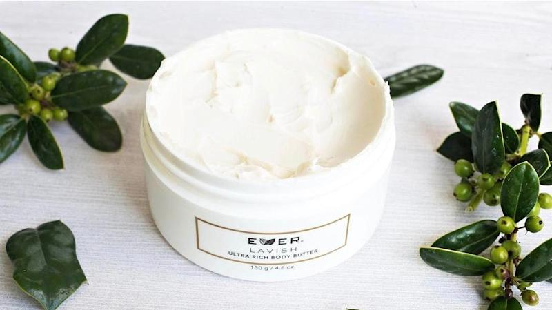 Why Ever Skin's Lavish Body Butter Has a 2,000-Person Wait List