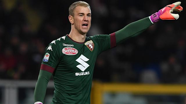 HD Joe Hart