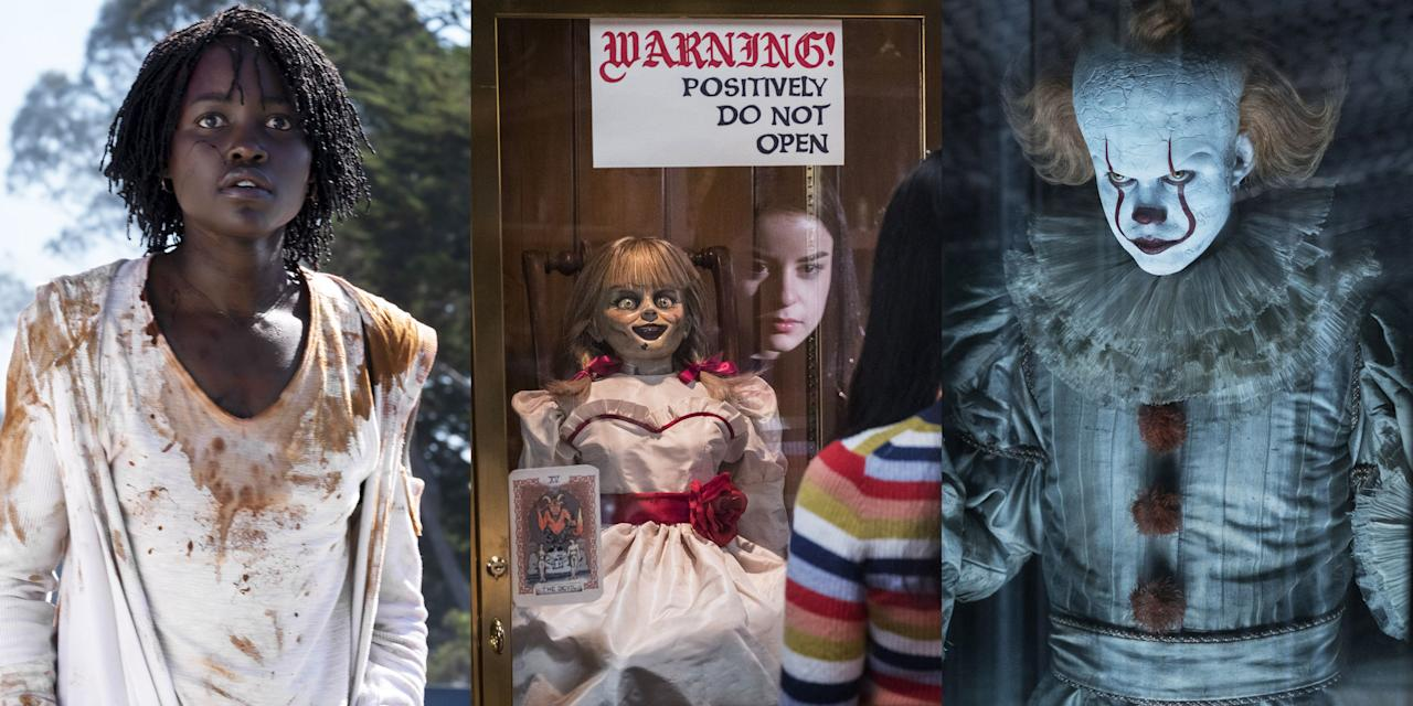 """<p>The real world is plenty terrifying all on its own. That said, if you're the type who wants to add some fictional scares into the mix, 2019 has you covered. The <a href=""""https://www.gamespot.com/gallery/the-biggest-horror-movies-of-2019-to-look-forward-/2900-2417/"""" target=""""_blank"""">horror movies coming out in 2019</a> star maniacal clowns, demonic resurrections, and murder (so much murder!). If you're a lover of onscreen guts and gore, here's your guide to the best scary movies coming out this year.  </p>"""
