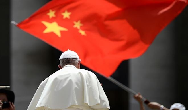 In June last year, the Vatican publicly asked Beijing to stop pressuring clergy who wanted to remain loyal to the Pope. Photo: AFP