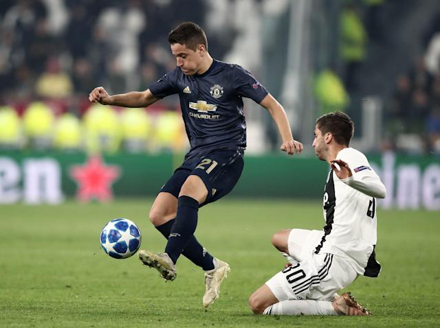 Ander Herrera on Manchester United's win over Juventus and coping with perpetual criticism