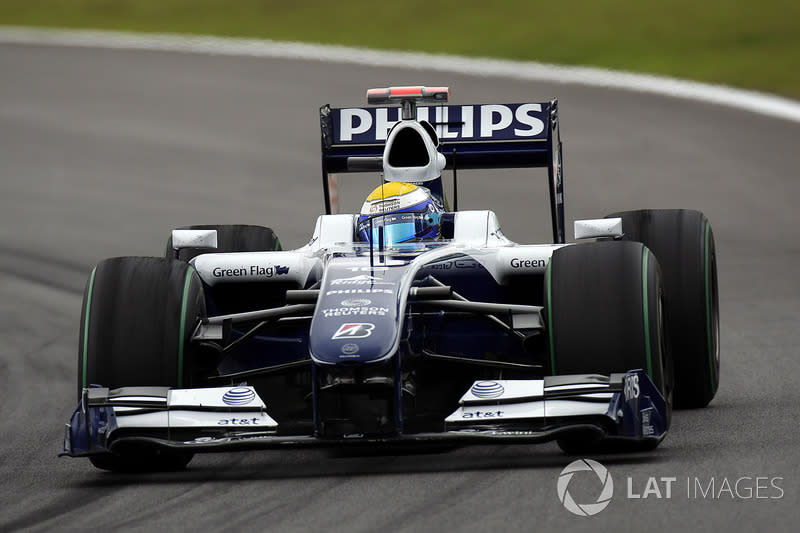 "2009: Williams-Toyota FW31<span class=""copyright"">Glenn Dunbar / Motorsport Images</span>"