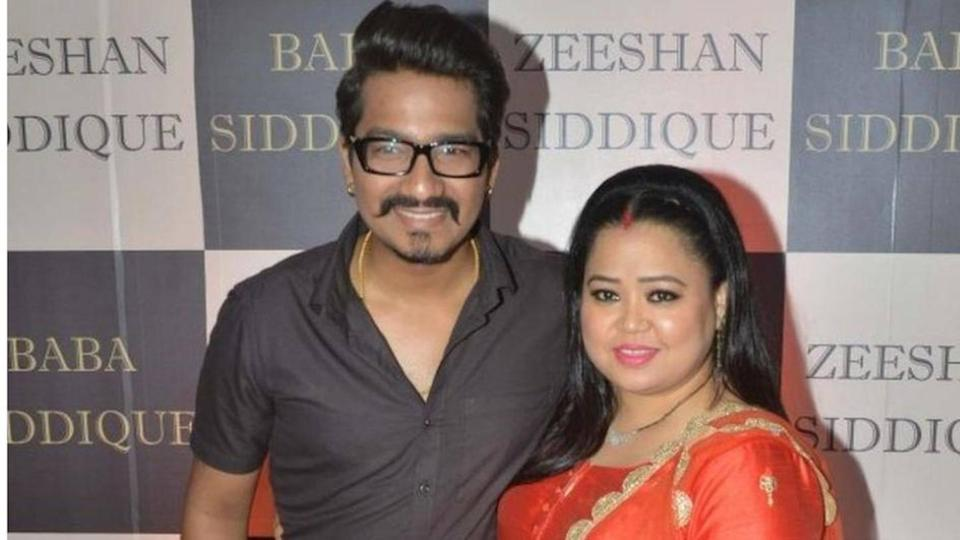 Comedian Bharti Singh, husband Harsh granted bail in drugs case