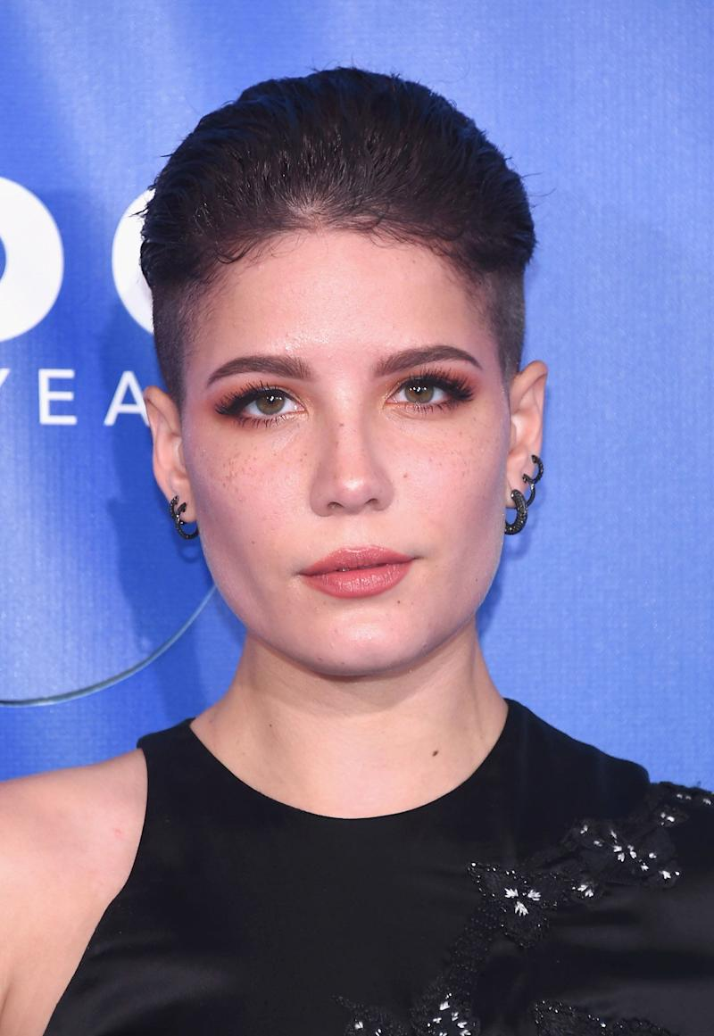 "The singer revealed to Rolling Stone that she got pregnant on tour and <a href=""http://www.rollingstone.com/music/features/inside-halseys-troubled-past-chaotic-present-w431261"" target=""_blank"" data-beacon-parsed=""true"">later suffered a miscarriage</a>.<br /><br />""I beat myself up for it because I think that the reason it happened is just the lifestyle I was living,"" she said. ""I wasn't drinking. I wasn't doing drugs. I was fucking overworked — in the hospital every couple of weeks because I was dehydrated, needing bags of IVs brought to my greenroom. I was anemic, I was fainting. My body just broke the fuck down."""