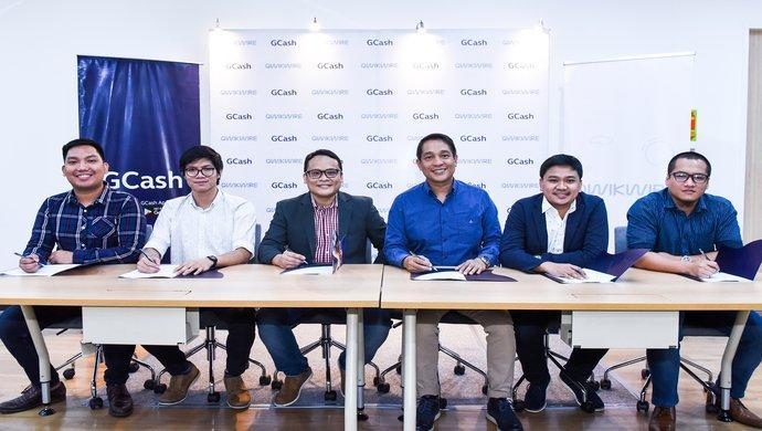 GCash and Qwikwire partner to innovate real estate industry in Philippines