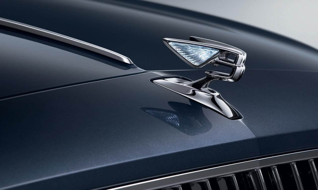 New Bentley Flying Spur Teaser Photos