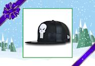 """<p>These are legit hats from the actual official hat makers for the NFL and the MLB. Frank Castle probably doesn't have an official hat maker, but if vigilantes with grenade launchers did have official merch, New Era Cap would be where he'd go. (Credit: <a rel=""""nofollow noopener"""" href=""""https://www.superherostuff.com/punisher/hats-caps/punisher-armor-5950-hat.html?itemcd=cappunarmor5950"""" target=""""_blank"""" data-ylk=""""slk:SuperHeroStuff.com"""" class=""""link rapid-noclick-resp"""">SuperHeroStuff.com</a>) </p>"""