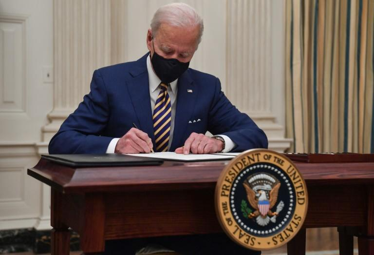 Biden said the situation with vaccine supply was worse than they had realized