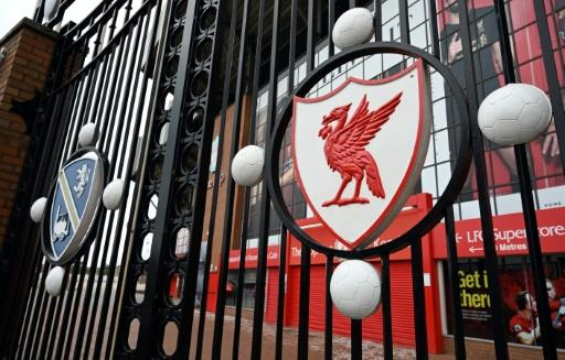 Liverpool's Premier League title charge was put on hold due to the coronavirus