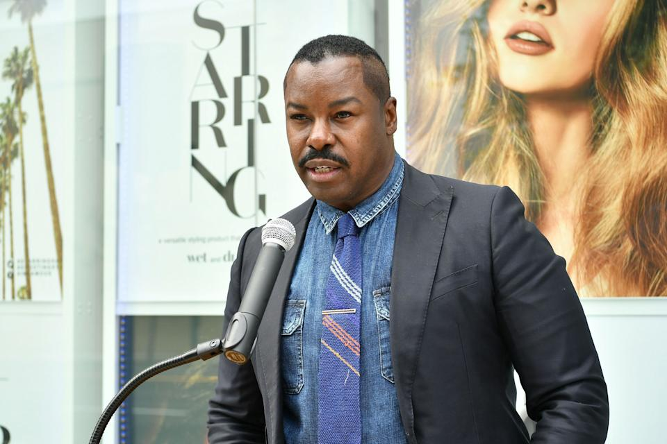 LOS ANGELES, CALIFORNIA - AUGUST 17: Ted Gibson, Celebrity Hairstylist, Owner of Starring by Ted Gibson speaks at the opening of  STARRING by Ted Gibson Salon on August 17, 2020 in Los Angeles, California. (Photo by Amy Sussman/Getty Images for STARRING by Ted Gibson and The Professional Beauty Federation of California )