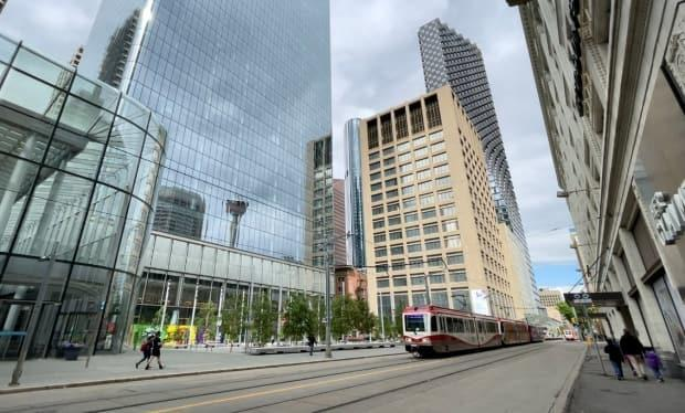 Calgary has cracked the top 30 in the annual Scoring Tech Talent report. It examines the top 50 North American markets and measures their ability to attract and develop tech talent.  (Bryan Labby/CBC - image credit)