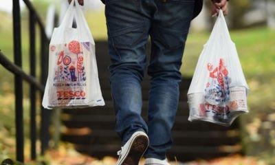 Tesco to scrap single-use plastic bags in all stores