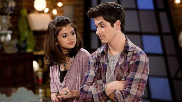 PHOTO: Selena Gomez and David Henrie in a scene from 'Wizards of Waverly Place.' (Ron Tom/Disney Channel via Getty Images, FILE)