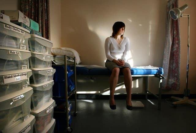 Rape cases 'being dropped prematurely'