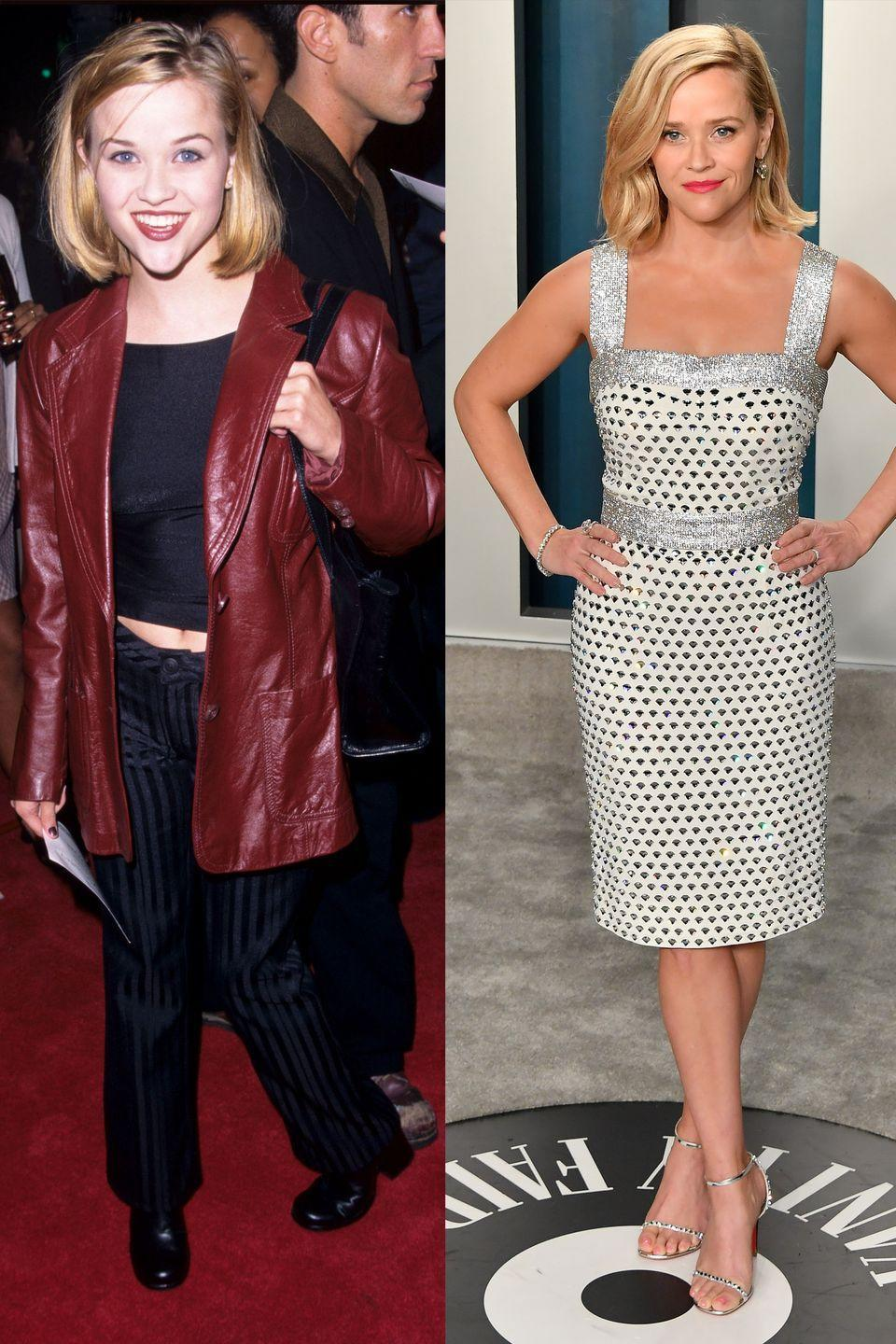 <p>It's impossible to pick which Reese outfit we like more. Don't make us choose!</p>