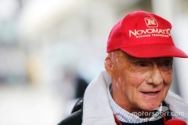 "Niki Lauda, Mercedes Non-Executive Chairman <span class=""copyright"">XPB Images</span>"