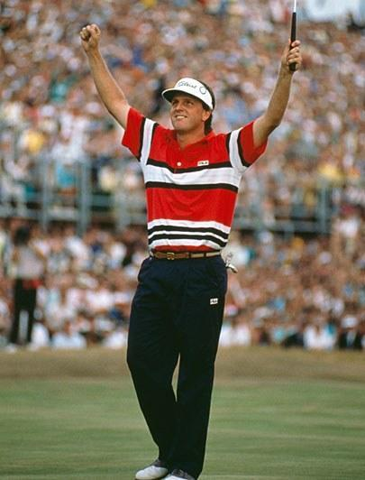 Always known as a streak player, Calc, then 29, certainly had it going at Royal Troon with three straight 68s. He then beat Greg Norman and Wayne Grady in a four-hole playoff despite the Shark birdieing the first two extra holes. Calcavecchia wound up having a very good career, but this remains his lone major title. What makes his win even more unlikely is that he has only one other top 10 at the British Open in all his years as a pro: A T-10 in 1997. At what venue? You guessed it, Troon.