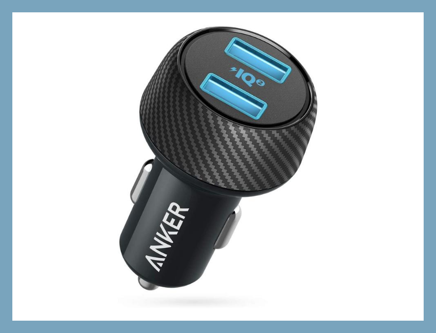 Save $5—Anker 30W Car Charger. (Photo: Anker)