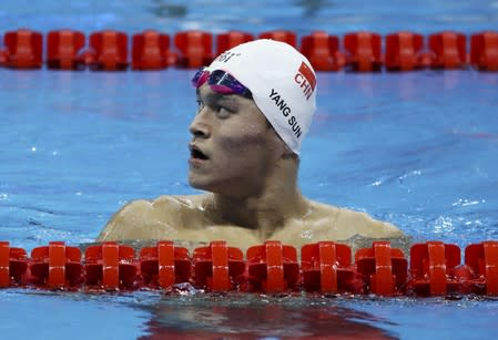 Swimming - Men's 1500m Freestyle - Heats