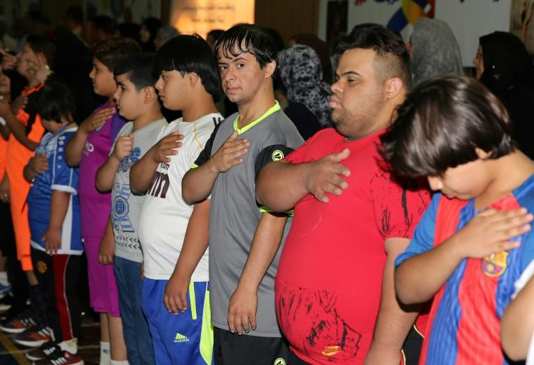 Iraqi athletes won 52 medals at this year's regional Special Olympics, which gathered competitors from 31 nations
