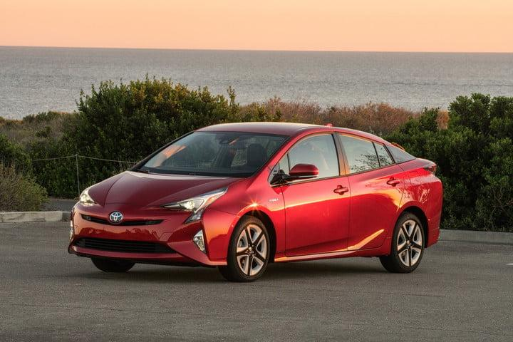 Most Reliable Cars 2017 Toyota Prius