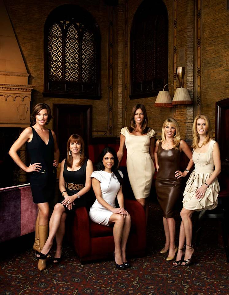 "Don't let the name fool you — <a href=""/the-real-housewives-of-new-york-city/show/42212"">""The Real Housewives of New York City""</a> for the most part aren't actually housewives, but who cares about truth in advertising when there are lives of privilege to be envied and vicious catfights to be enjoyed? In Season 2, the reality show's producers added a sixth cast member, Kelly Killoren Bensimon, who wasn't a hit with her costars or the show's fans. Expect to see more casting changes in Season 3, we're told. <a href=""/the-real-housewives-of-new-york-city/show/42212"">Returns in 2010 on Bravo</a>"