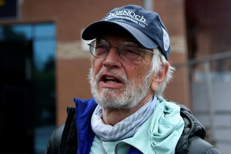Arthur Muir, 75, became the oldest American to climb the world's highest peak when he broke Bill Burke's record set in 2009 at age 67