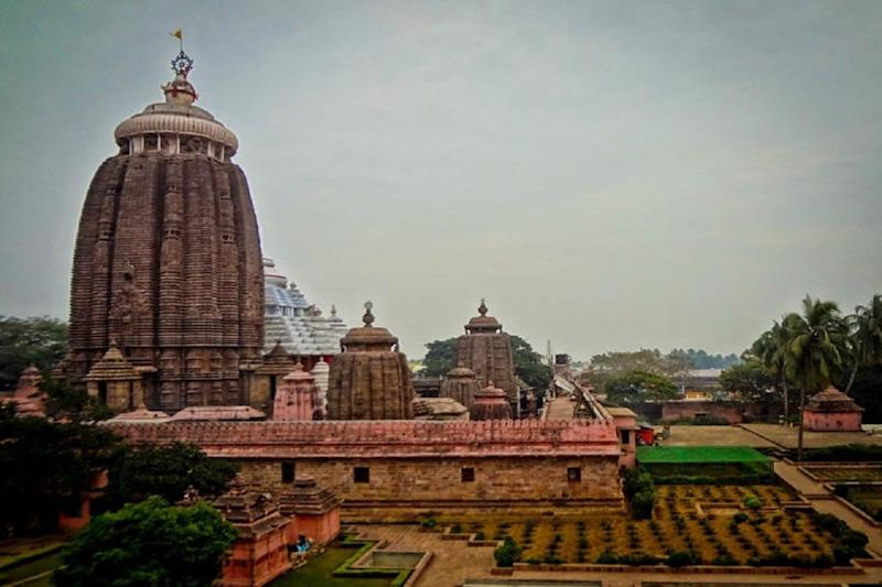 Puri Jagannath Temple Bars Entry of Covid-Positive Servitors as Hundreds Contract Virus