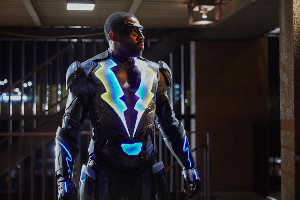 'Black Lightning' is a superhero show worthy of your time (Netflix)