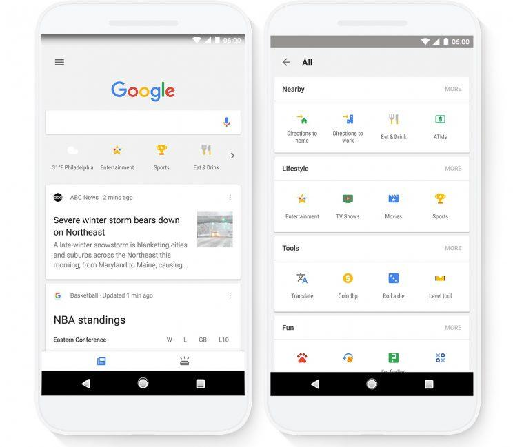 With Google Search Shortcuts, Answers Are Just a Few Taps Away