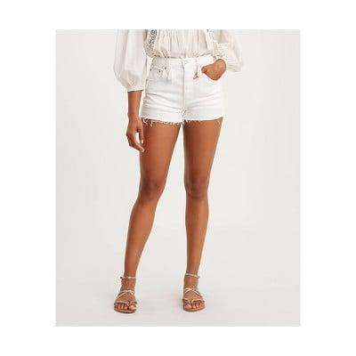 <p>This was the very first style of Levi's jeans, so why not tap into that iconic and timeless look with a pair of high-rise <span>Levi's 501 Original Jean Shorts</span> ($35)?</p>