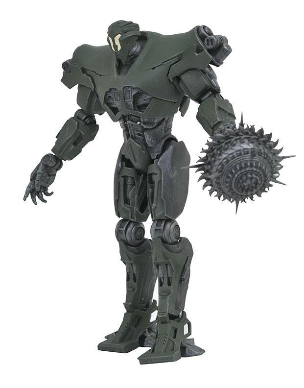 "<p>When you're facing off against a monsterous kaiju, it's always good to come armed with a ""Ball of Death."" That's the key feature affixed to this all-new Jaeger makings its debut in <a href=""https://www.yahoo.com/entertainment/tagged/pacific-rim-uprising"" data-ylk=""slk:Pacific Rim: Uprising"" class=""link rapid-noclick-resp""><em>Pacific Rim: Uprising</em></a>. (Photo: Diamond Select Toys) </p>"