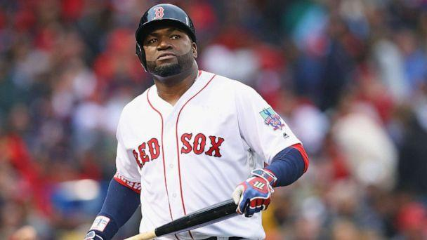 PHOTO: David Ortiz #34 of the Boston Red Sox during the second inning against the Toronto Blue Jays at Fenway Park, Oct. 2, 2016, in Boston. (Maddie Meyer/Getty Images)