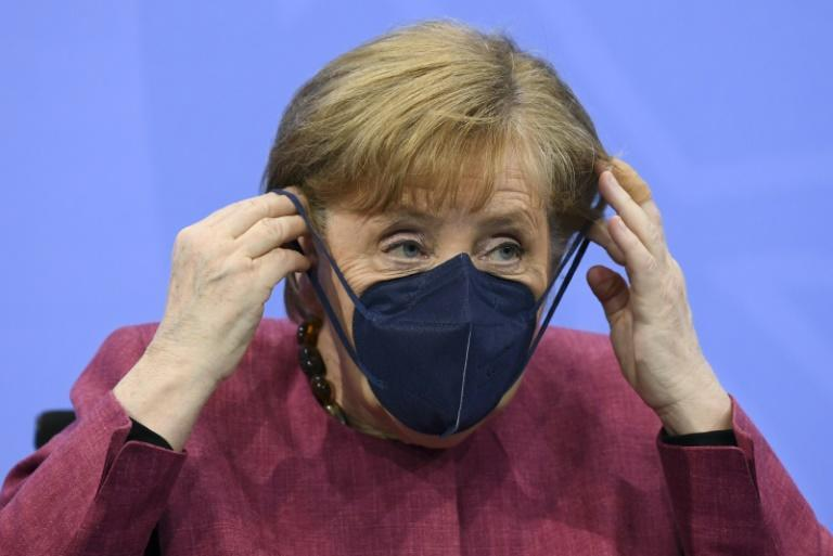 Angela Merkel's impending departure from a national political stage she has dominated leaves her CDU with a fight on its hands after infighting over her successor and amid anger over the government's pandemic management