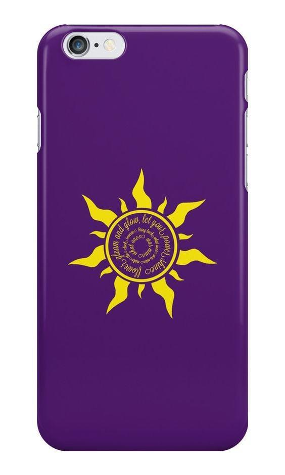 <p>If you loved <b>Tangled</b>, this <span><b>Tangled</b> quote case</span> ($21) is a must-have.</p>