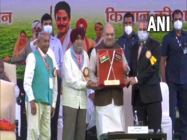 Union Home Minister and Cooperative Minister Amit Shah (Photo/ANI)