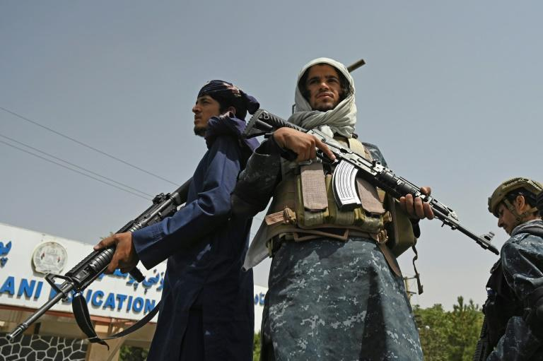 On the 20th anniversary of 9/11, the Taliban are once more firmly in control of Afghanistan (AFP/Aamir QURESHI)
