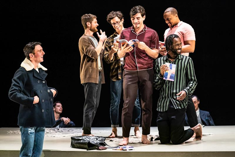 The Inheritance is a funny, tender marathon drama: Review