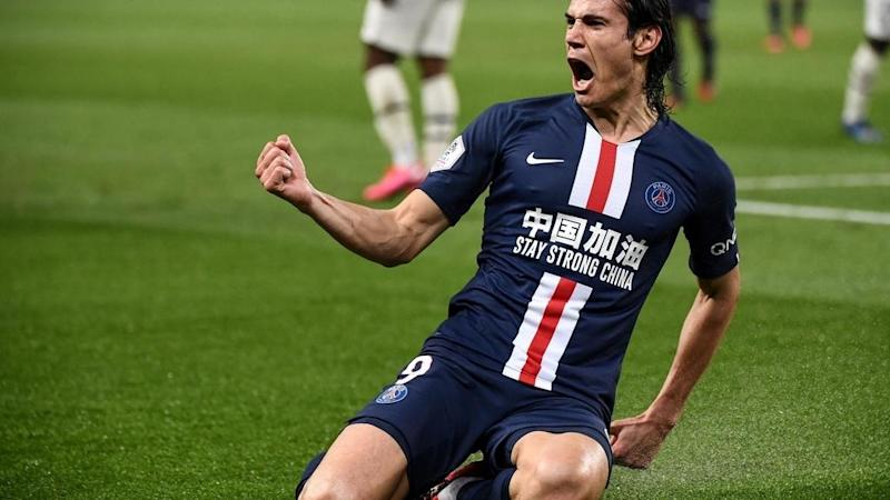 France's PSG reject Cavani  who then signs for Manchester United