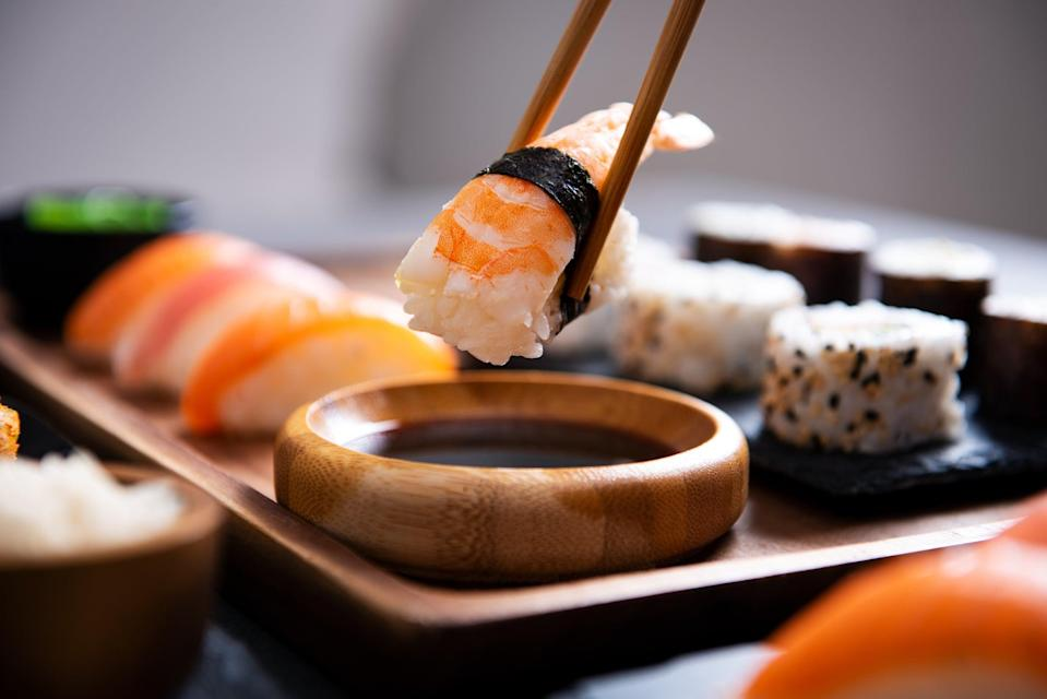 Soy sauce will not get cheaper, despite the government's claims (Getty Images/iStockphoto)