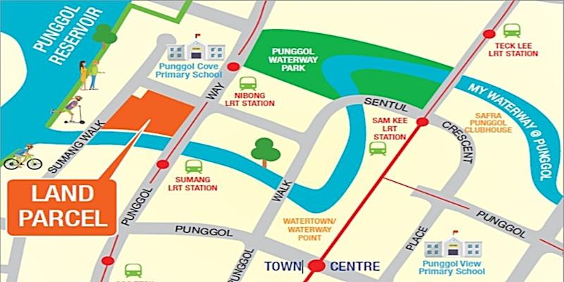 <p><img/></p>An executive condominium (EC) site measuring 27,056.4 sq m in Sumang Walk has been launched for sale via public tender...
